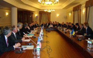 Inauguration of the Secretariat of the Organization for Democracy and Economic Development – GUAM