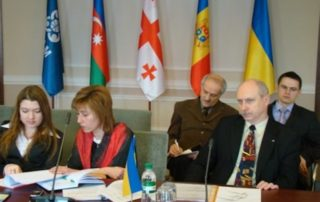 5-th meeting of the Working Group on Transport in Kyiv