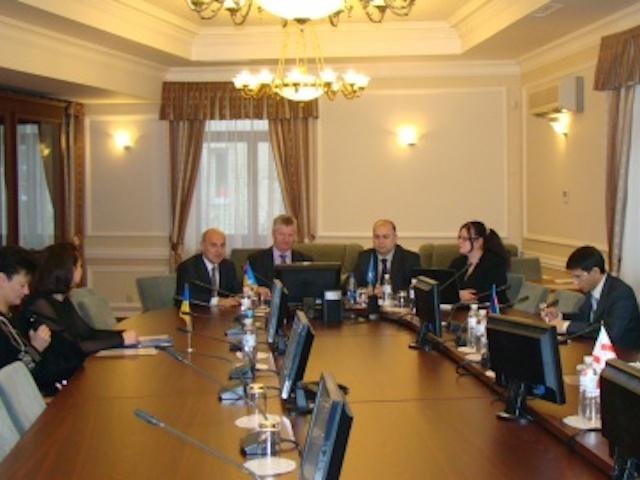 5-е заседание Рабочей группы ГУАМ по вопросам культуры, науки и образования
