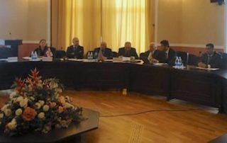 5-е заседание Рабочей группы ГУАМ по энергетике в Баку
