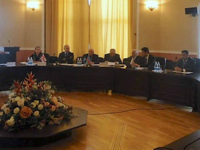 5th Meeting of GUAM Working Group on Energy in Baku