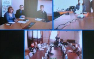 Видеоконференция туристических администраций и туристических операторов