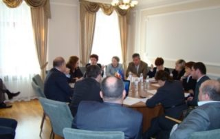 12th meeting of the GUAM Working Group on Economy and Trade in Kyiv