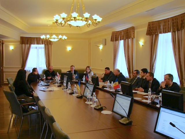 3rd meeting of the GUAM Working Sub-Group on Law Statistics (WGS-STAT) in Kyiv