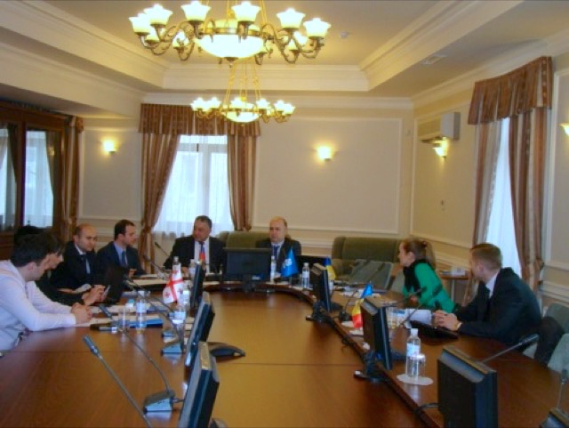 6th meeting of GUAM Working group on Energy in Kyiv