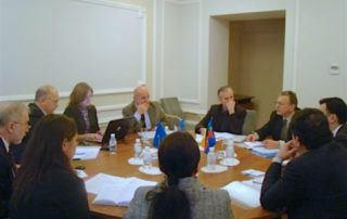 26th session of the Council of National Coordinators of GUAM in Kyiv