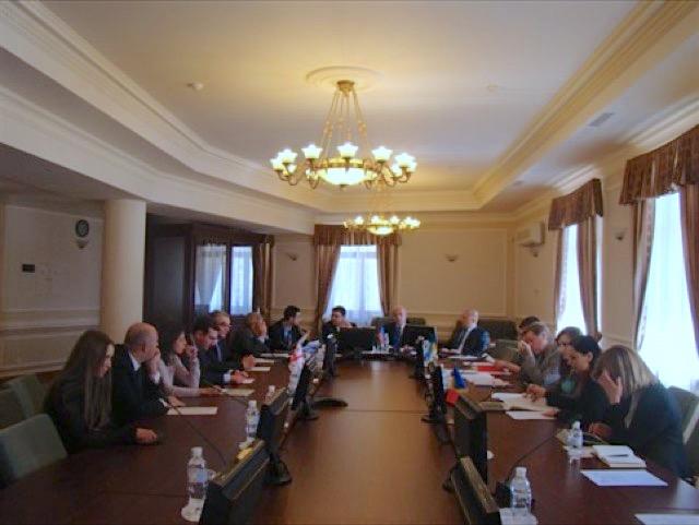 1-е заседание Рабочей группы по культуре и туризму