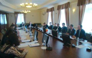 8-е заседание Рабочей подгруппы ГУАМ по борьбе с коррупцией и отмыванием денег (РПГ-КОД)