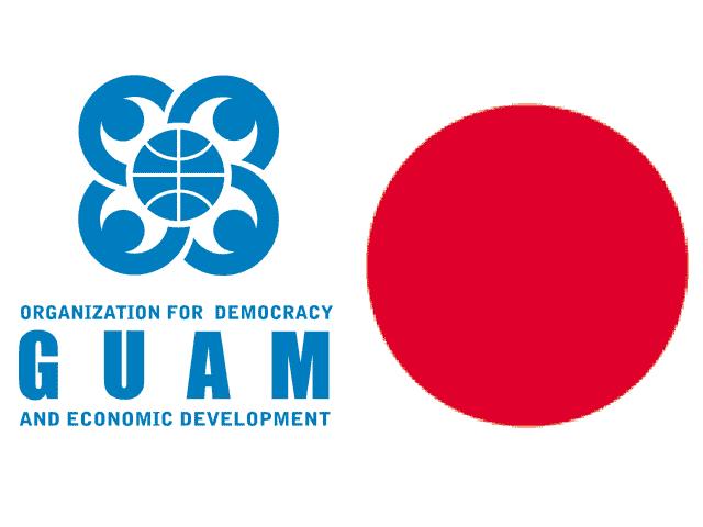 GUAM and Japan