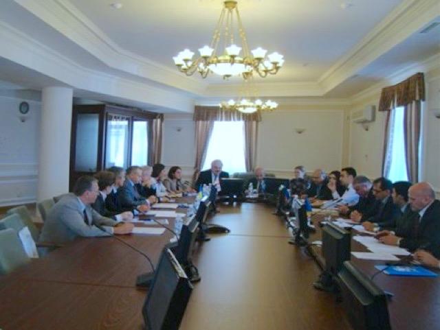 28th Meeting of GUAM Council of National Coordinators (CNC)