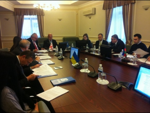 29th Meeting of GUAM Council of National Coordinators