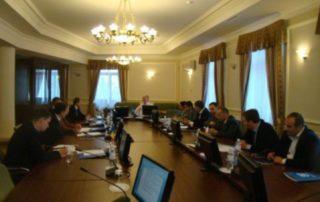 13-е заседание Рабочей подгруппы по борьбе с торговлей людьми и нелегальной миграцией (РПГ – ТЛНМ)