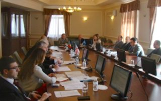 35th Meeting of the GUAM Council of National Coordinators in Kyiv