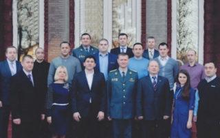 16-е заседание Рабочей подгруппы ГУАМ по борьбе с торговлей людьми и нелегальной миграцией в Хмельницком
