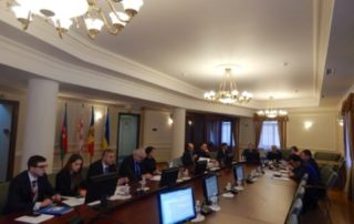 36th Meeting of the GUAM Council of National Coordinators in Kyiv