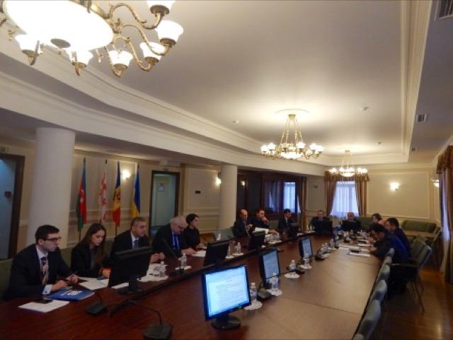 36-е заседание Совета национальных координаторов (СНК) ГУАМ в Киеве