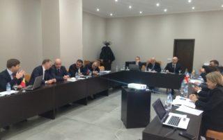 23-е заседание Руководящего Комитета Проекта по содействию торговле и транспортировке ГУАМ в Телави