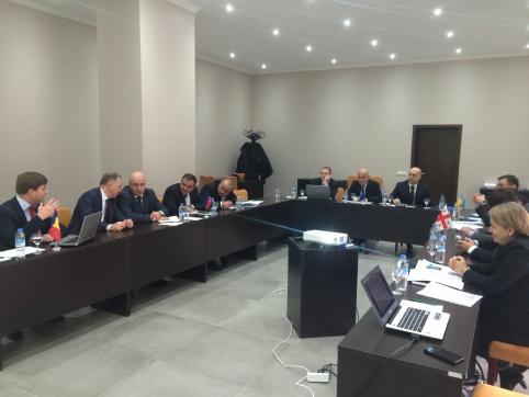 23rd Meeting of the GUAM TTF Steering Committee in Telavi, Georgia