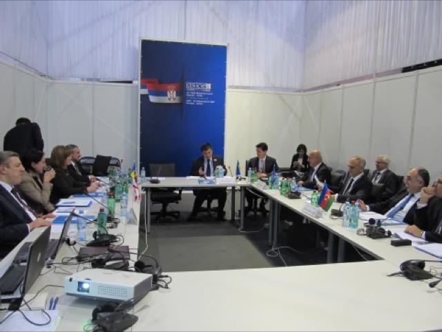 26-е заседание Совета министров иностранных дел (СМИД) ГУАМ