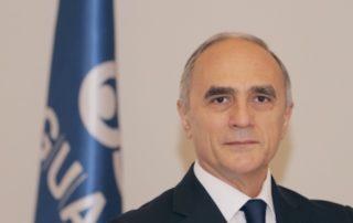 Генеральный секретарь ГУАМ Алтай Эфендиевl