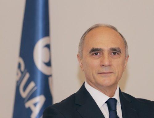 Interview of GUAM Secretary General Altai Efendiev for Agency 'Report'