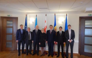 11th meeting of the Working Group on Transport