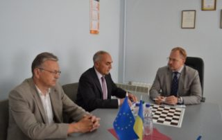 Working meeting of the Deputy Minister of Youth and Sports of Ukraine on European Integration with GUAM Secretary General