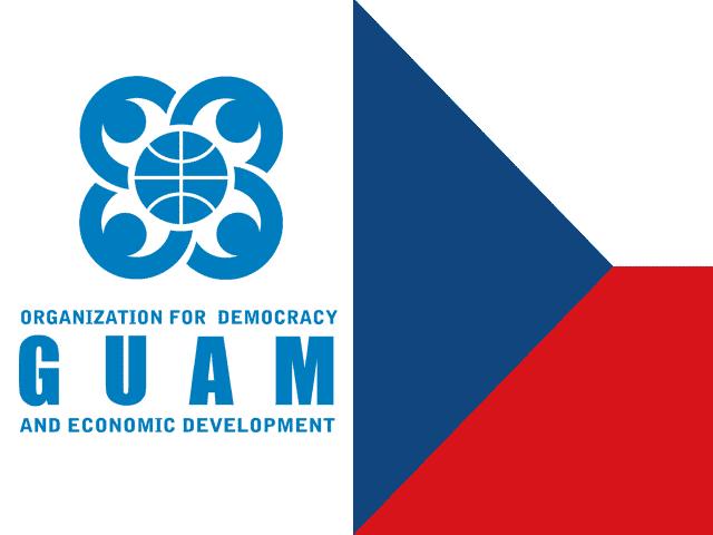 ГУАМ и Чехия