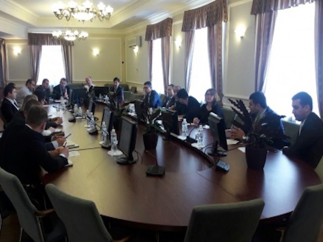 14th meeting of the Working Subgroup on Combating Corruption and Money Laundering