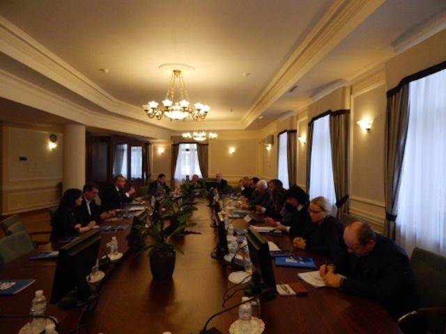 15-е заседание Рабочей группы по экономике и торговле на уровне заместителей министров