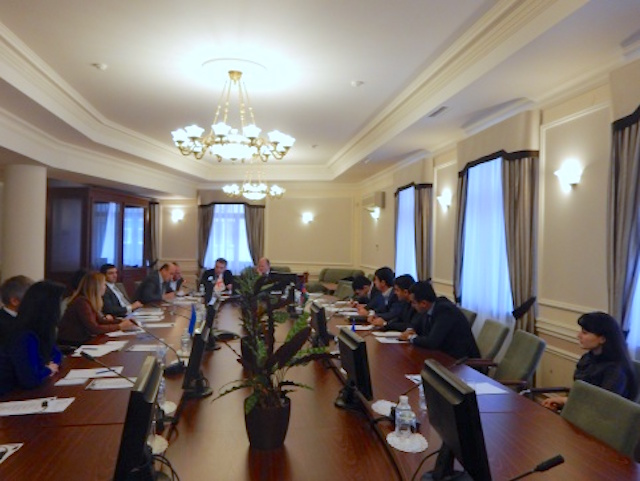 15th meeting of the Working Subgroup on Combating Corruption and Money Laundering