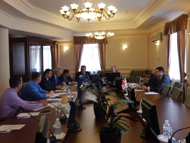 The 16th meeting of the Working Subgroup on Combating Terrorism (WGSCT) took place in Kyiv, on the premises of GUAM Secretariat, on May 31 - June 1, 2016 under the chairmanship of Azerbaijan. Delegations of all the Members States of the Organization took part in the session. During the WGSCT meeting, in particular, information exchange on developments in national legislations, operative situation and activities of GUAM Members States in the sphere of combating terrorism took place. The next meeting will be held in October 2016.