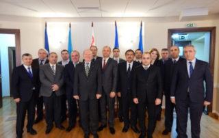 19-е заседание Рабочей группы по вопросам координации борьбы с преступностью