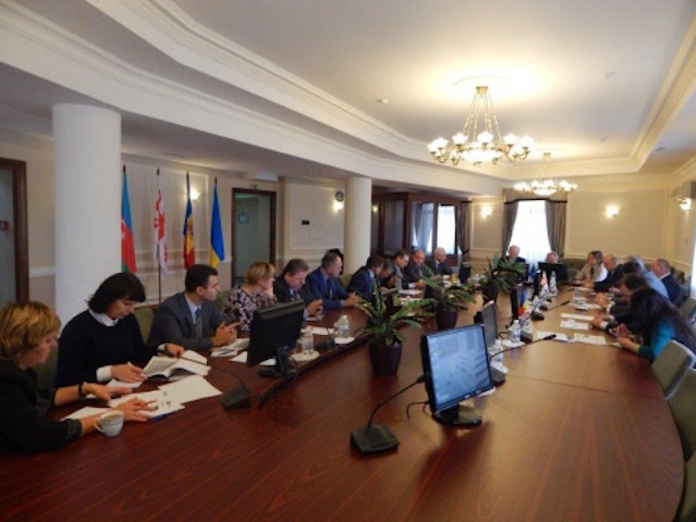 2-я встреча межведомственной группы по организации Бизнес-форума, приуроченного к встрече Премьер-министров