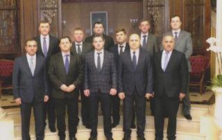 25-е заседание Руководящего Комитета по реализации Проекта по содействию торговле и транспортировке