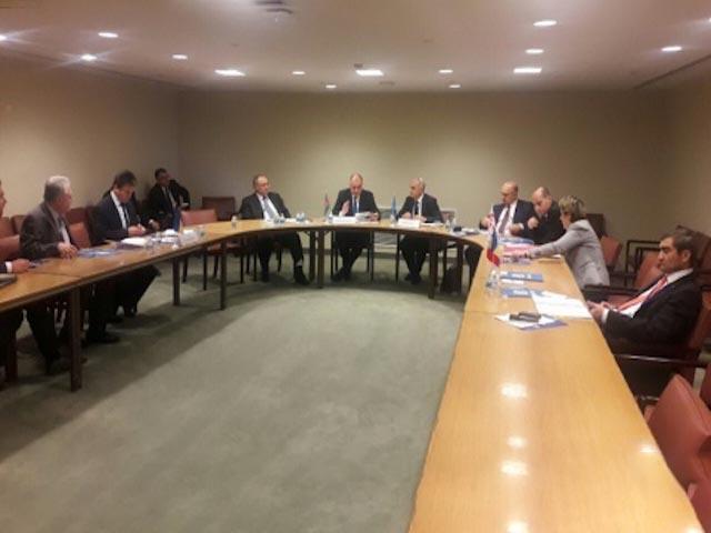 27-е заседание Совета министров иностранных дел (СМИД) ГУАМ