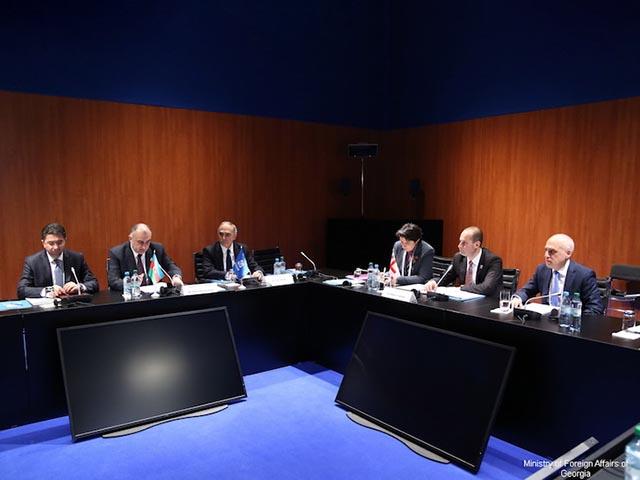 28-е заседание Совета министров иностранных дел ГУАМ