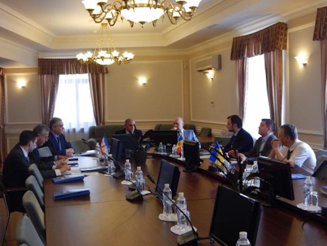 3-я встреча Совета Постоянных Представителей государств-членов ГУАМ