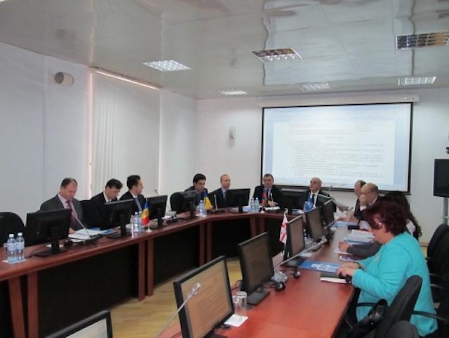 37-е заседание Совета Национальных координаторов ГУАМ