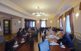 38-е заседание Совета национальных координаторов (СНК) ГУАМ