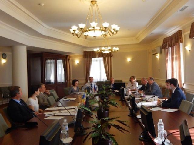 39-е заседание Совета национальных координаторов (СНК) ГУАМ