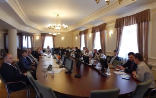 The 4th meeting of the WG on cyber security