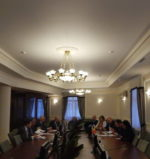 The 4th meeting of the Council of Permanent Representatives of the GUAM Member States (in Russian)