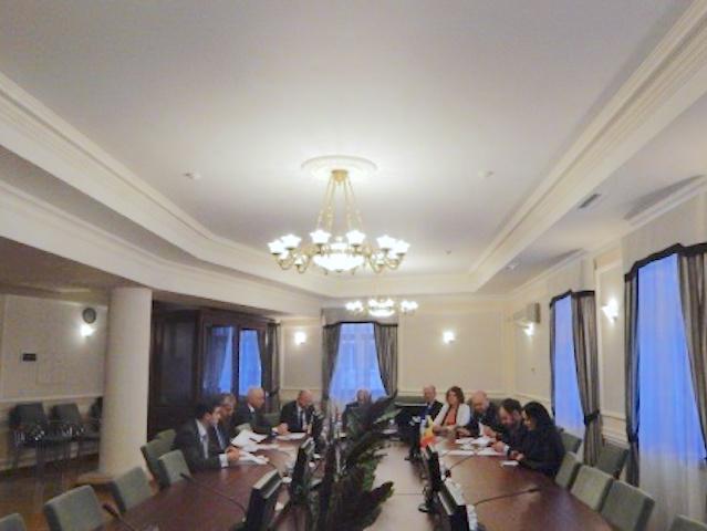 4-я встреча Совета Постоянных Представителей (СПП) государств-членов ГУАМ