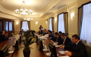 40-е заседание Совета национальных координаторов ГУАМ