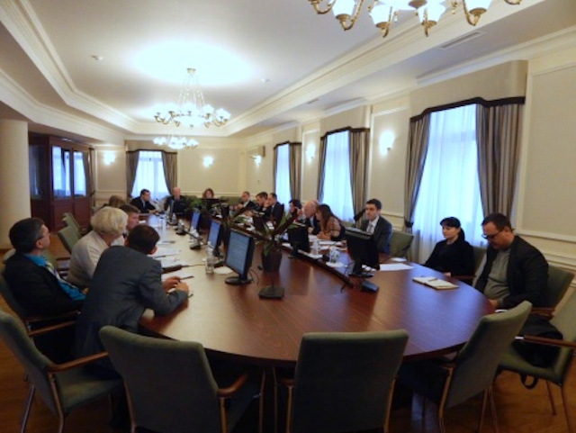 The 5th meeting of the Working Group on cyber security