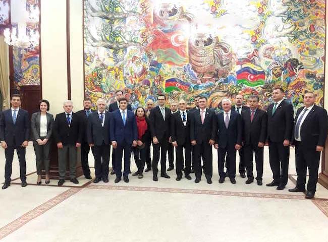9-е заседание Парламентской Ассамблеи ГУАМ