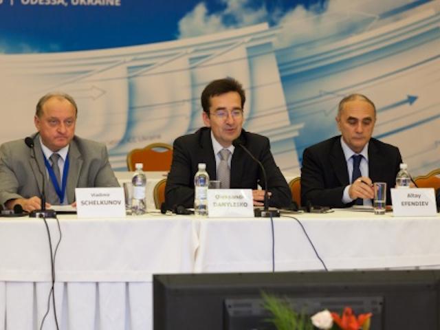 Генеральный секретарь ГУАМ принял участие в заседании Совета экспортеров и инвесторов под эгидой МИД Украины