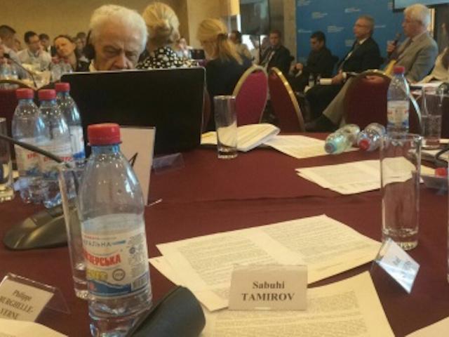 Координатор программ Секретариата ГУАМ принял участие в Международной транспортной конференции