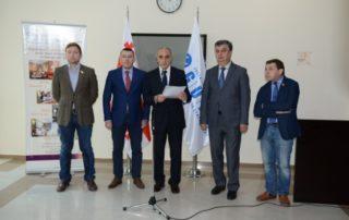 Участие Группы ГУАМ в наблюдении за Парламентскими выборами в Грузии